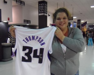 Jersey Winner Michelle Bosco